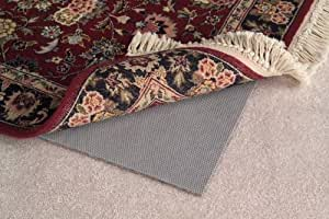 2' x 8' Runner Area Rug Pad Reversible with Non-Slip Rubber Backing