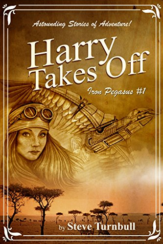 Harry Takes Off by Steve Turnbull ebook deal