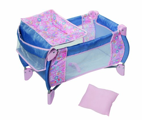 Baby Born 2-In-1 Foldable Cot front-45387