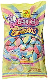 De La Rosa Bianchi Marshmallows, Braided, 14 Ounce