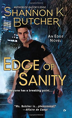 Image of Edge of Sanity: An Edge Novel