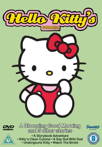 Hello Kitty's Paradise - A Blooming Good Morning and 5 Other Stories [DVD]