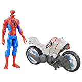 Spider-Man Spider Man with Cycle Vehicle
