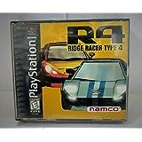 R4: Ridge Racer Type 4 - PlayStation PS1