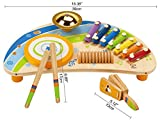 Hape - Early Melodies - Mighty Mini Band Wooden Percussion Instrument