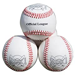 Buy Mark 1 Official League Baseball (One Dozen) by SSG