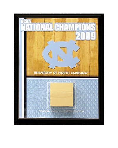Steiner Sports Memorabilia North Carolina Championship Court Plaque, 10 x 8