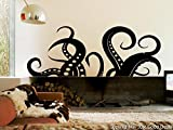 Just Good Deals Vinyl Wall Decal Sticker Octopus Tentacle Sea animal