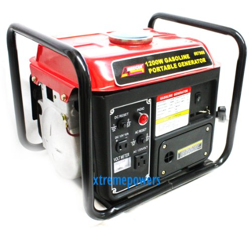 Eastern Tools and Equipment 1200 Watt Portable Generator