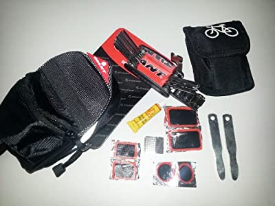 Giant Survival Tool Wedge Pack with Patch Kit & Tire Levers ® from Giant ®