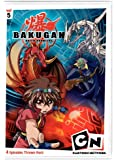 Bakugan, Vol. 5: The Game Is Real [Import]