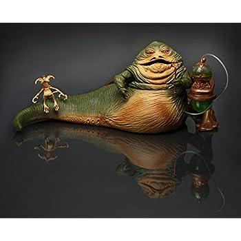 Star Wars Black Series 6inch Jabba the Hutt Exklusiv mit Salacious Crumb San Diego Comic Con günstig