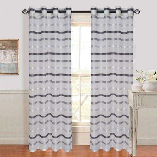 lavish-home-arla-grommet-single-curtain-panel-84-inch-lite-dark-grey-by-lavish-home