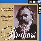 echange, troc Brahms, Steinberg, Pittsburgh Sym Orch - Sym No 4