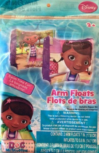 "Doc McStuffins 7"" Arm Floats Set of 2"