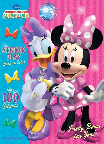 Bendon Publishing Pretty Bows for You! (Disney Mickey Mouse Clubhouse)