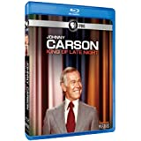 Johnny Carson: King of Late Night  (American Masters) [Blu-ray]