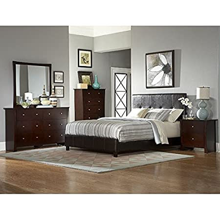 Crowley Platform Bedroom Set
