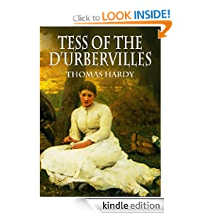 TESS OF THE D'URBERVILLES (illustrated, complete, and unexpuraged with the original 1891 illustrations)