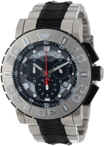 invicta-uomo-6310-reserve-collection-cronografo-stainless-steel-and-black-rubber-orologio