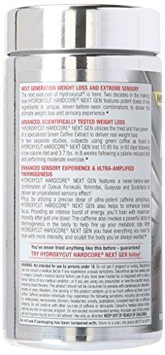 减脂增肌新配方,MuscleTech 天然草本减脂胶囊 180粒图片