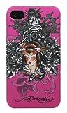Ed Hardy Snap On Case for iPhone 4 - Geisha