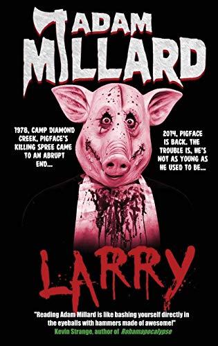 Larry [Millard, Adam] (Tapa Blanda)