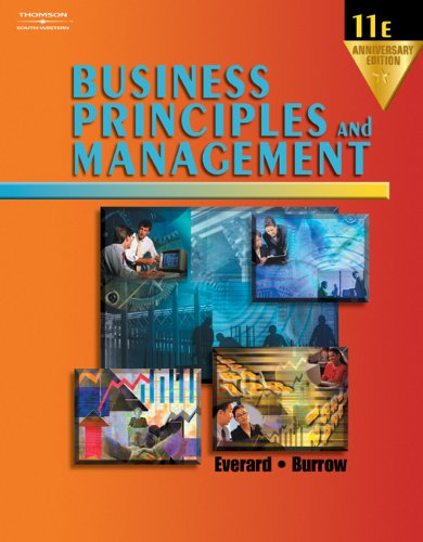 Business Principles and Management, Anniversary Edition