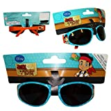 Licensed Disney Boys Jake And The Never Land Pirates Sunglasses 100% UV PROTECTION