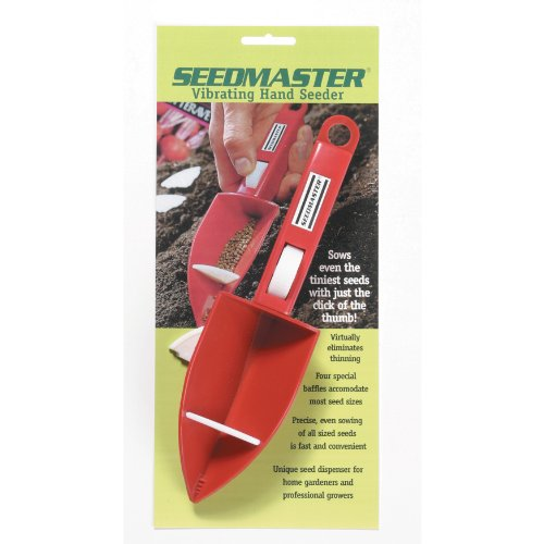 Best Price! Rapliclip Seedmaster Vibrating Hand Seeder