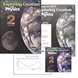 img - for Exploring Creation with Physics SET with Textbook, Solutions/Tests and Companion CD book / textbook / text book