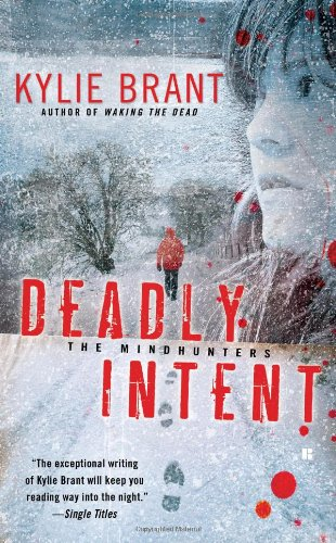 Image of Deadly Intent (Mindhunters)
