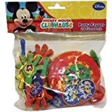Mickey Mouse Party Favours Value Pack - 24 Piece