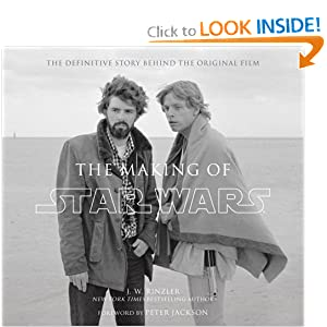 The Making of Star Wars-order now!