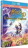 coffret COMBO WINX le FILM en 3d Blu ray le DVD Combo Blu ray 3D DVD