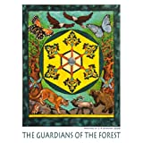 The Guardians of the Forest (The Art of C R Strahan Note Cards, Boxed Set of 8 Cards/Envelopes--Blank Inside) ~ C R Strahan