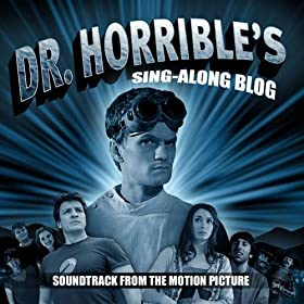 Dr. Horrible's Sing-Along Blog (Audio CD) By Joss Whedon          Buy new: $9.99 7 used and new from $7.00     Customer Rating: