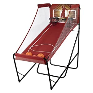 Dual Electronic Basketball Game by Hathaway Games