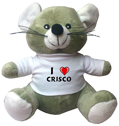 plush-mouse-with-i-love-crisco-t-shirt-first-name-surname-nickname