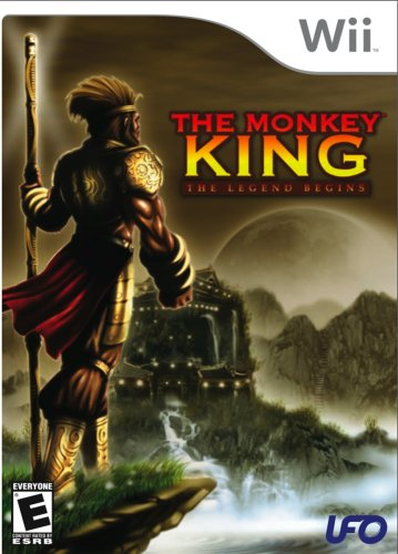 The Monkey King: The Legend Begins - Nintendo Wii - 1