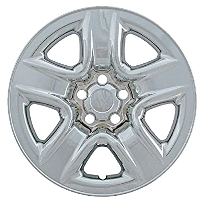 06-10 TOYOTA RAV4 17-inch Chrome Wheel Skin Covers (Set of 4)