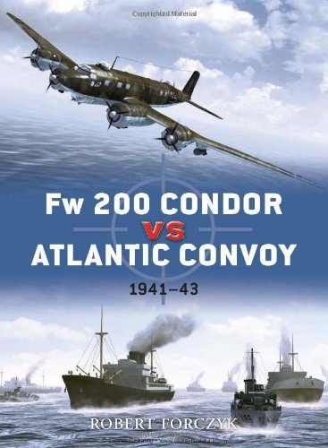 Fw-200 Condor vs Atlantic Convoys: 1941-43 (Duel)