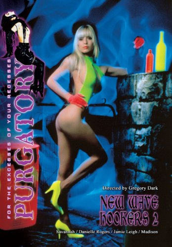 New Wave Hookers 2 [1991] [DVD]