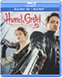 Hansel & Gretel: Witch Hunters [Blu-ray 3D + Blu-ray] (Bilingual)