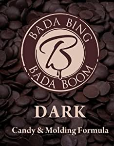 bada bing bada boom candy molding formula dark grocery gourmet food. Black Bedroom Furniture Sets. Home Design Ideas