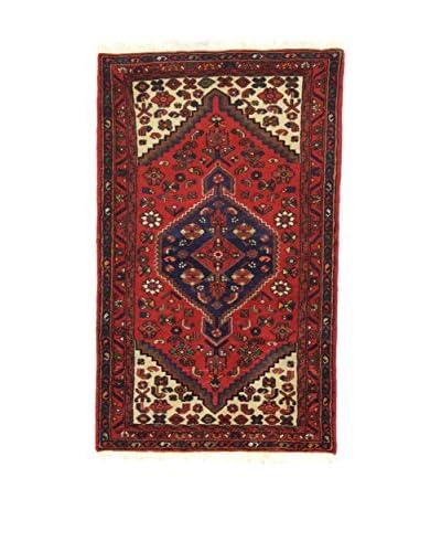 Eden Alfombra Mossul Rojo 96 x 157 cm