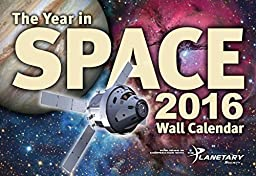 The Year in Space 2016 Wall Calendar, Large Format 16\