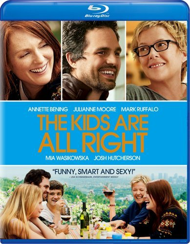 Cover art for  The Kids Are All Right [Blu-ray]