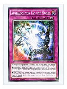 DUEA-DE093 Austausch von Tag und Nacht 1. Auflage + Free Original Gwindi Card-Sleeve