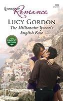 The Millionaire Tycoon's English Rose (Harlequin Romance)